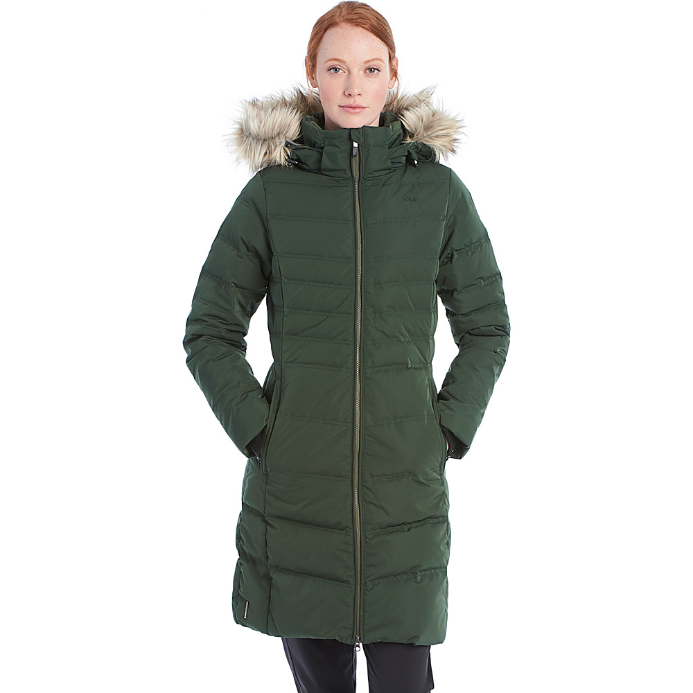 Lole Katie Jacket M - Forest - Lole Womens Apparel - Apparel & Footwear, Women's Apparel