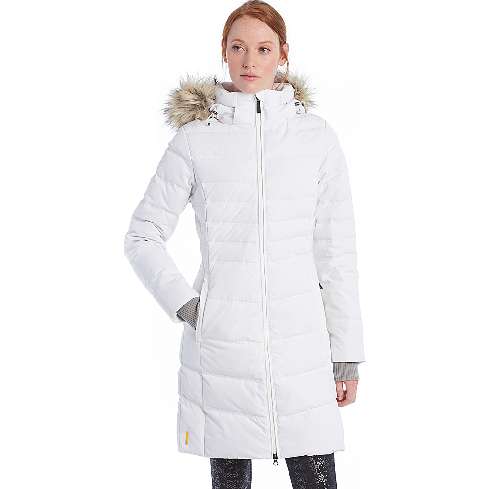 Lole Katie Jacket S - White - Lole Womens Apparel - Apparel & Footwear, Women's Apparel