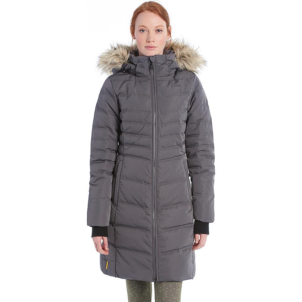 Lole Katie Jacket S - Dark Charcoal - Lole Womens Apparel - Apparel & Footwear, Women's Apparel