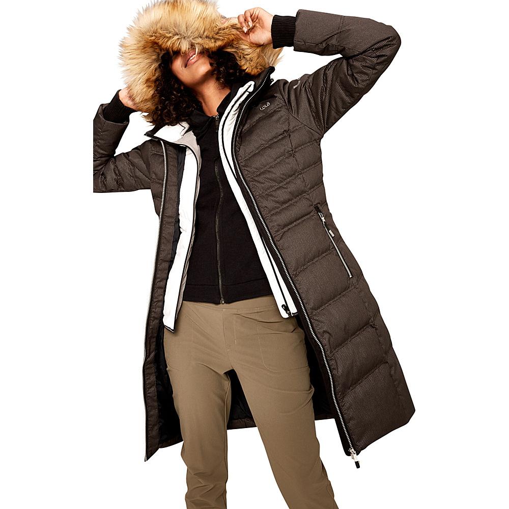 Lole Katie L Edition Jacket S - Black Heather - Lole Womens Apparel - Apparel & Footwear, Women's Apparel