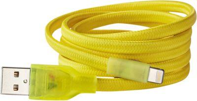 BUQU Cordz 10' Lightning USB Cable Yellow - BUQU Electronic Accessories