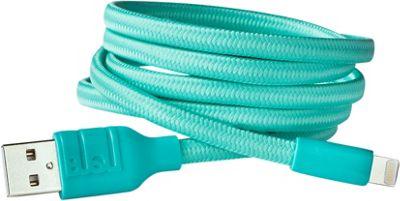 BUQU Cordz 10' Lightning USB Cable Turquoise - BUQU Electronic Accessories