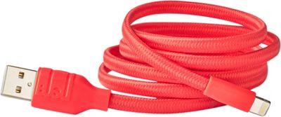 BUQU Cordz 10' Lightning USB Cable Salmon - BUQU Electronic Accessories