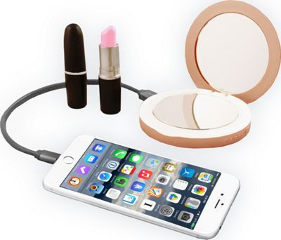 S. Taylor London Beauty Bank Rose Gold - S. Taylor London Portable Batteries & Chargers