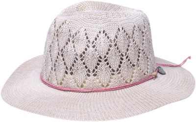 Physician Endorsed Frankie Knit Fedora Hat One Size - Sand - Physician Endorsed Hats/Gloves/Scarves