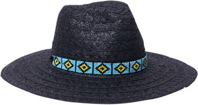 Ale by Alessandra Carico Hat One Size - Black - Ale by Alessandra Hats/Gloves/Scarves