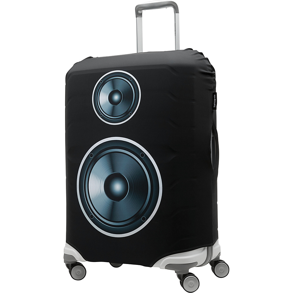 Samsonite Travel Accessories Printed Luggage Cover Medium Speakers Samsonite Travel Accessories Luggage Accessories