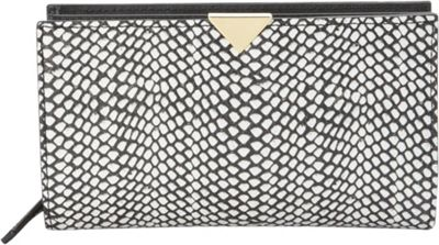 Vince Camuto Zinia Wallet Black/White - Vince Camuto Women's Wallets