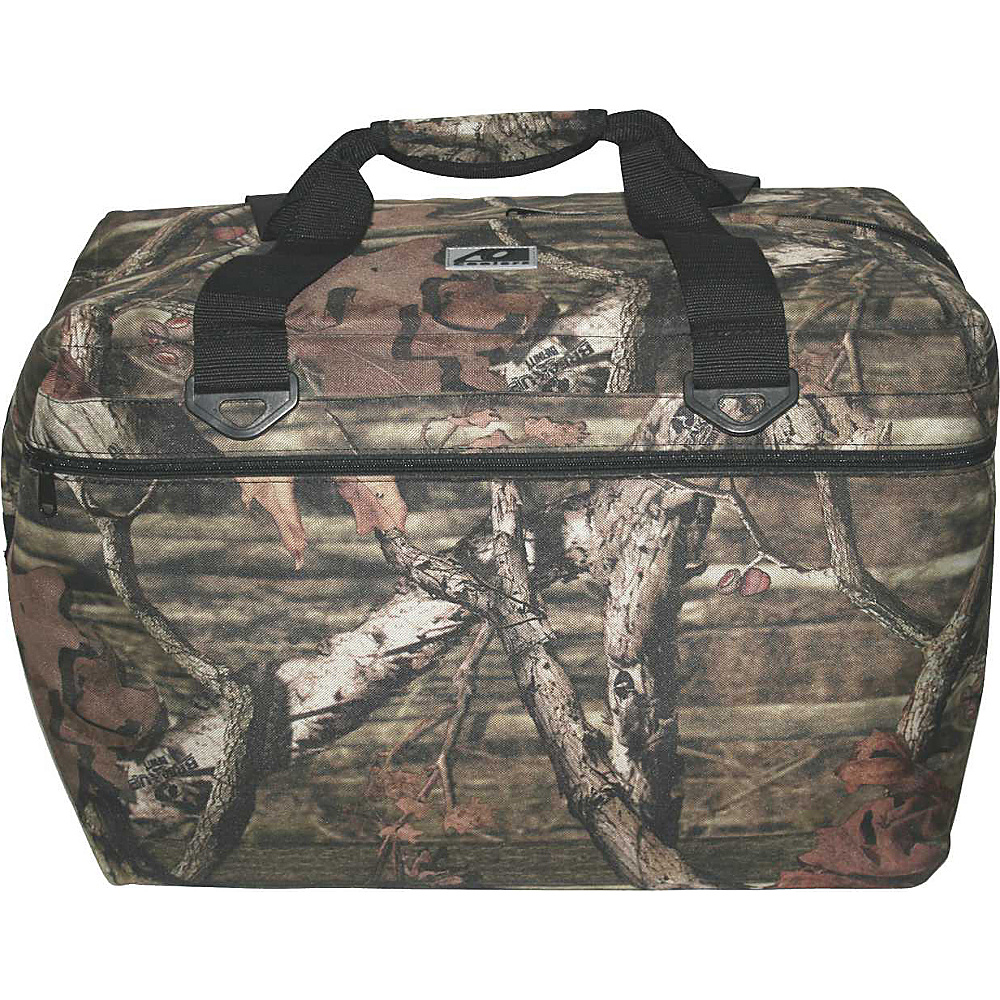 AO Coolers 48 Pack Mossy Oak Soft Cooler Mossy Oak AO Coolers Outdoor Coolers