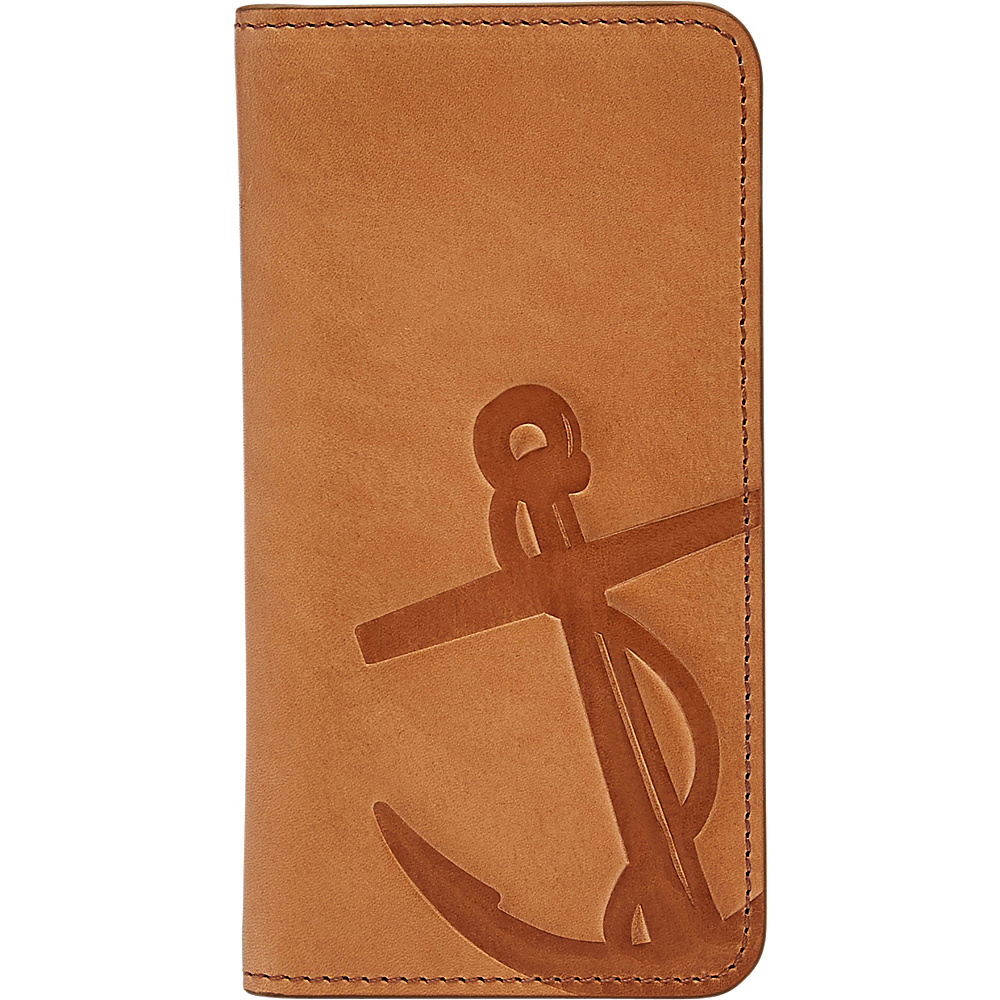 Fossil Troy Phone Wallet Saddle - Fossil Electronic Cases - Technology, Electronic Cases