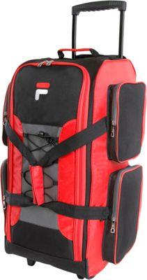 """Fila 26"""" Lightweight Medium Check In Rolling Duffel Bag R..."""