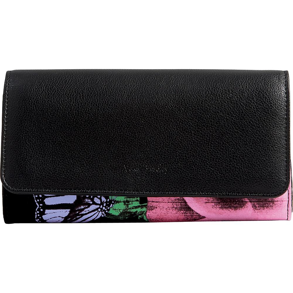 Vera Bradley RFID Audrey Wallet Havana Rose - Vera Bradley Womens Wallets - Women's SLG, Women's Wallets