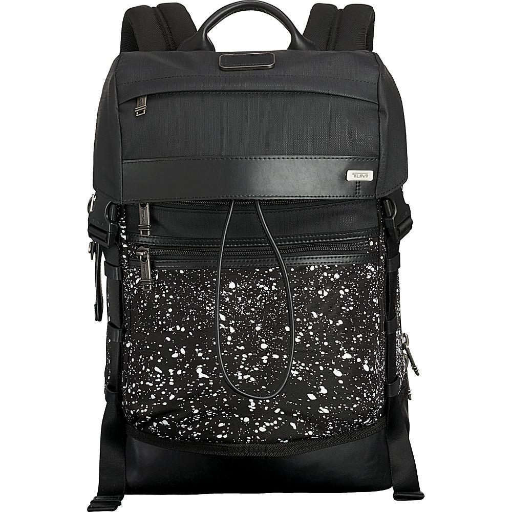 Tumi Alpha Bravo Kinser Flap Backpack Galaxy Print - Tumi Business & Laptop Backpacks - Backpacks, Business & Laptop Backpacks