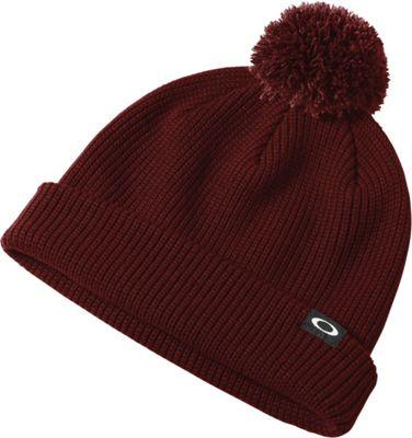 Oakley Riviera Pom Beanie Fired Brick - Oakley Hats/Gloves/Scarves