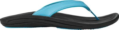 OluKai Womens Kulapa Kai Sandal 8 - Cotton Candy/Black - OluKai Women's Footwear