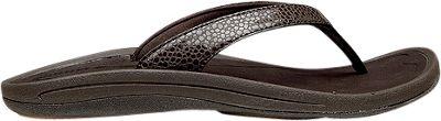 OluKai Womens Kulapa Kai Sandal 7 - Dark Java/Dark Java - OluKai Women's Footwear