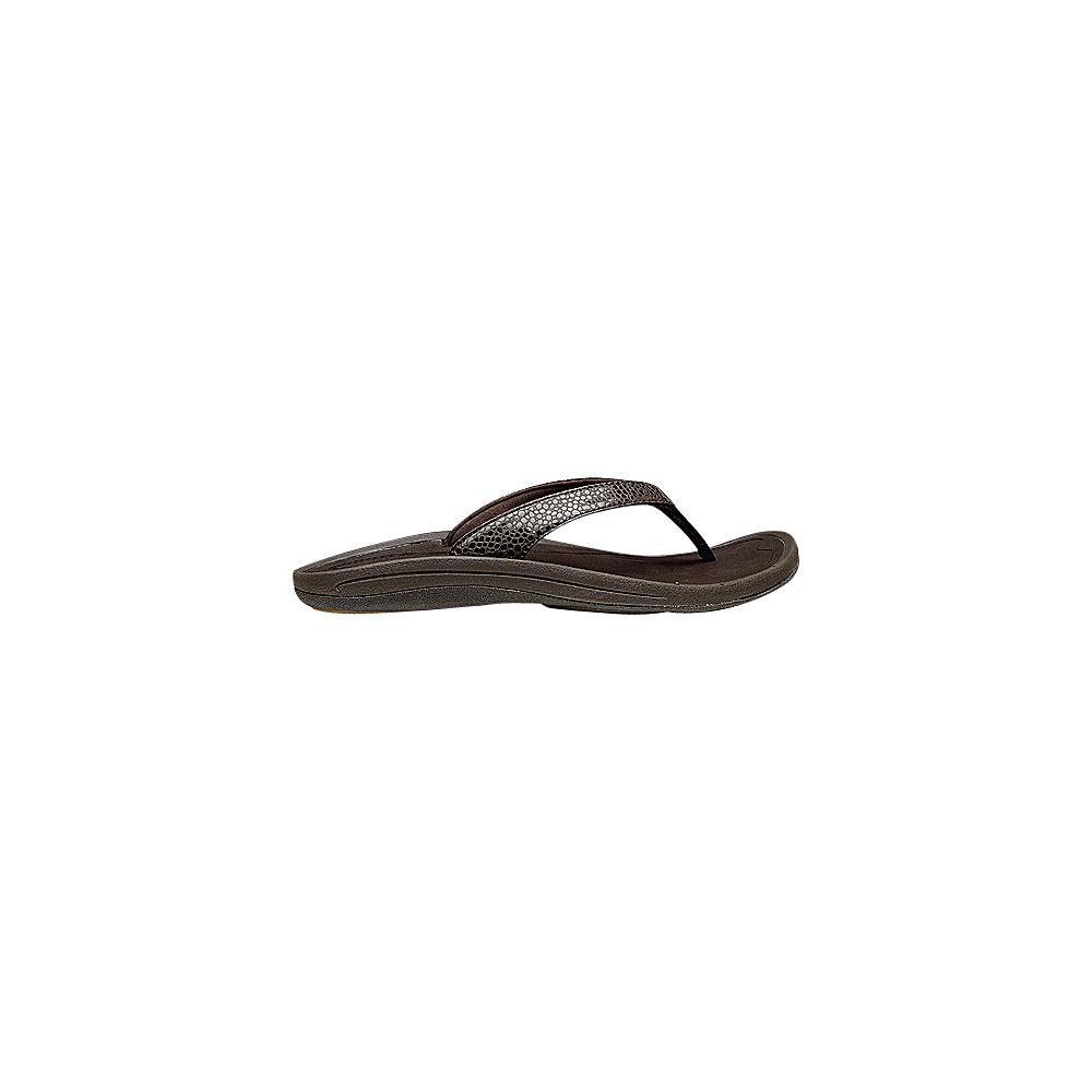 OluKai Womens Kulapa Kai Sandal 6 - Dark Java/Dark Java - OluKai Womens Footwear - Apparel & Footwear, Women's Footwear