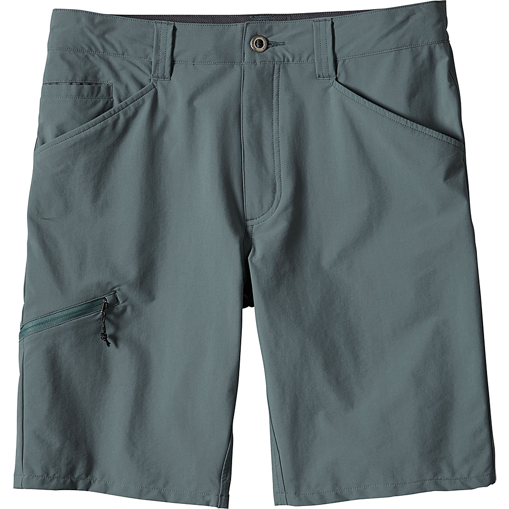 Patagonia Mens Quandary Shorts 28 - 10in - Nouveau Green - Patagonia Mens Apparel - Apparel & Footwear, Men's Apparel