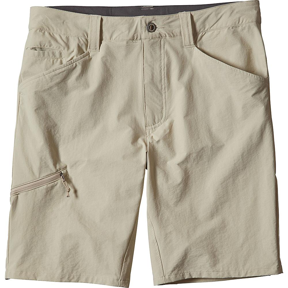 Patagonia Mens Quandary Shorts 32 - 10in - Pelican - Patagonia Mens Apparel - Apparel & Footwear, Men's Apparel