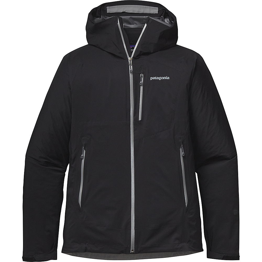 Patagonia Mens Stretch Rainshadow Jacket M - Black - Patagonia Mens Apparel - Apparel & Footwear, Men's Apparel