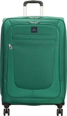 Skyway Revel 26 inch Spinner Upright Teal - Skyway Softside Checked