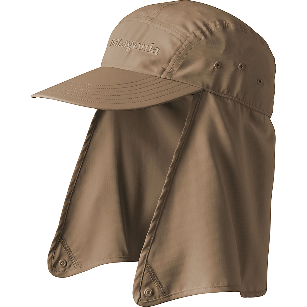 Patagonia Bimini Stretch Fit Cap S/M - Ash Tan - Patagonia Hats/Gloves/Scarves - Fashion Accessories, Hats/Gloves/Scarves