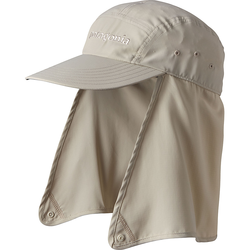 Patagonia Bimini Stretch Fit Cap S/M - Fish Splash: Tailored Grey - L/XL - Patagonia Hats/Gloves/Scarves - Fashion Accessories, Hats/Gloves/Scarves