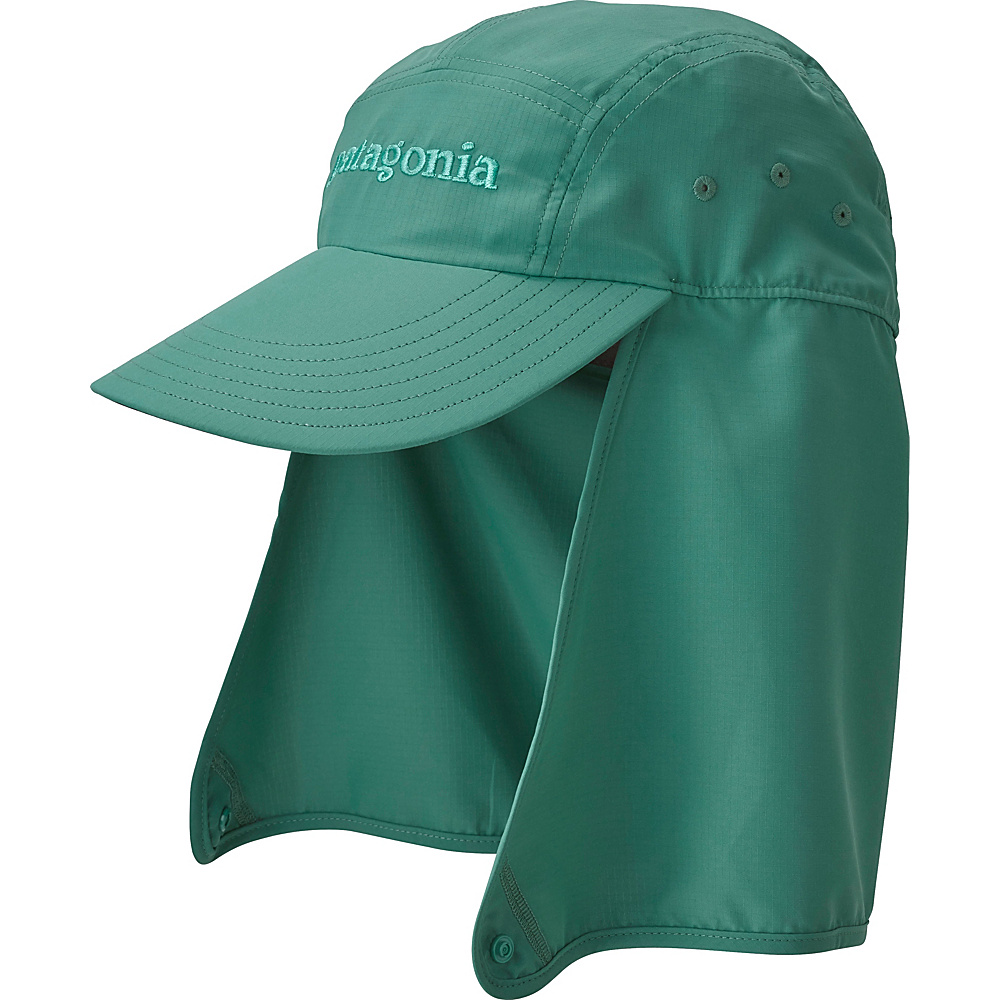 Patagonia Bimini Stretch Fit Cap S/M - Pelican - Patagonia Hats/Gloves/Scarves - Fashion Accessories, Hats/Gloves/Scarves