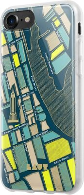 LAUT iPhone 7 Nomad Cities Case New York - LAUT Electronic Cases