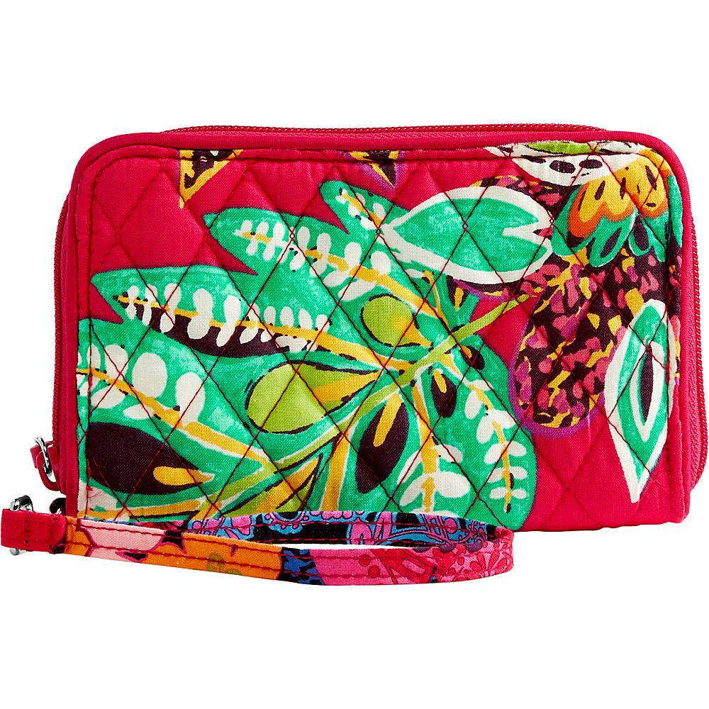 Vera Bradley RFID Grab & Go Wristlet-Retired Prints Rumba - Vera Bradley Womens Wallets - Women's SLG, Women's Wallets