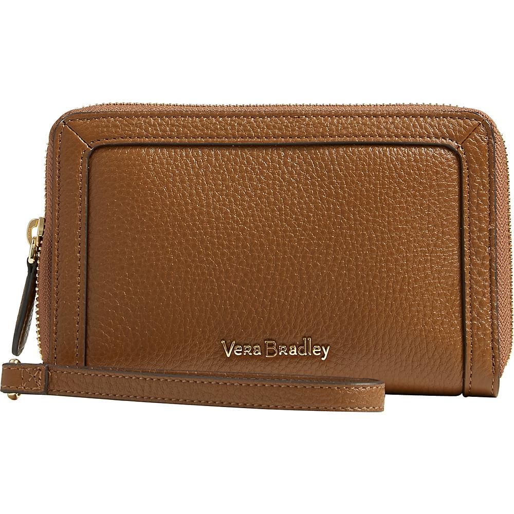 Vera Bradley RFID Grab & Go Wristlet-Retired Prints Cognac - Vera Bradley Womens Wallets - Women's SLG, Women's Wallets