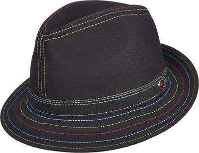 Carlos Santana Hats Nirvana Hat L - Black - Large - Carlos Santana Hats Hats