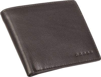 Cross Genuine Leather Mens Bifold Coin Wallet Black - Cross Men's Wallets