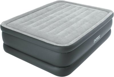 Intex Pillow Rest Queen Air Bed 20 Grey - Intex Outdoor Accessories