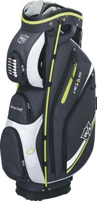 Wilson Double Strap Carry Bag Lime - Wilson Golf Bags