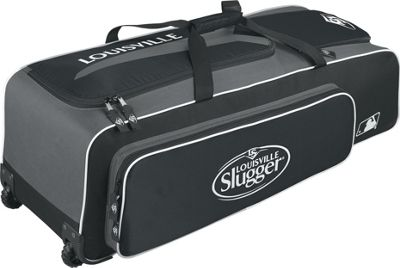 Wilson Series 5 Rig Wheeled Bag Black - Wilson Gym Bags