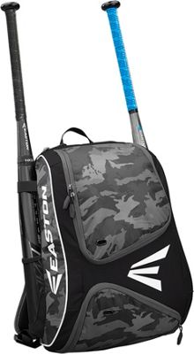Easton E110BP Backpack Black Camo - Easton Gym Bags