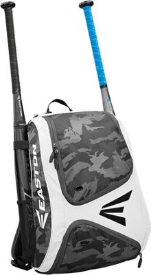 Easton E110BP Backpack White Camo - Easton Gym Bags