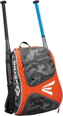 Easton E110BP Backpack Orange Camo - Easton Gym Bags