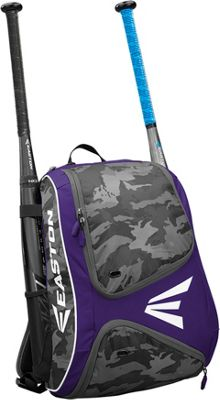 Easton E110BP Backpack Purple - Easton Gym Bags