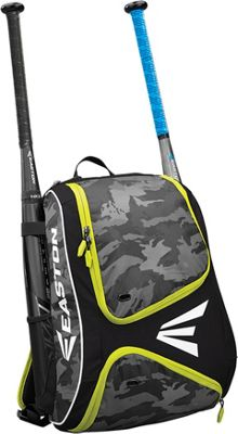 Easton E110BP Backpack Yellow - Easton Gym Bags
