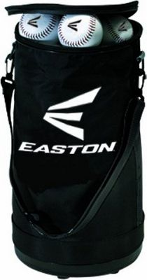 Easton Ball Bag Black - Easton Gym Bags