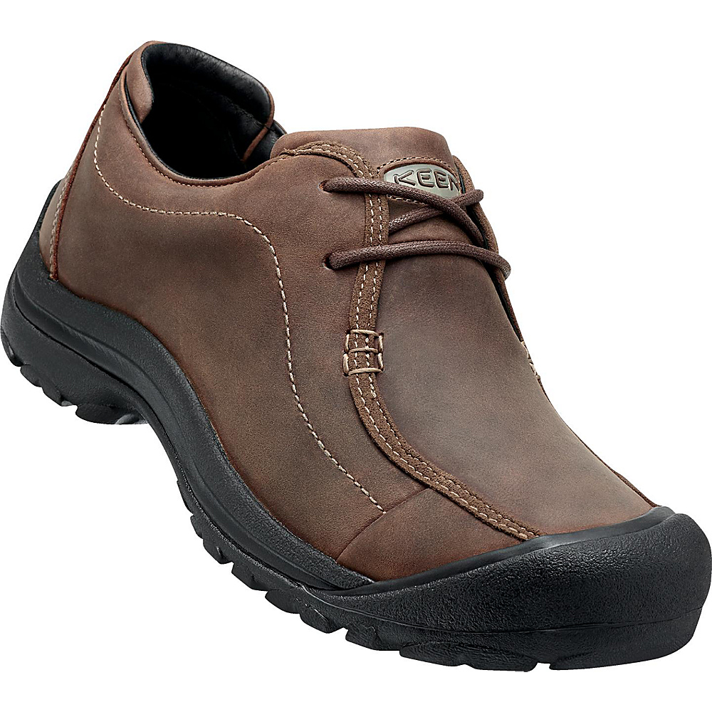 KEEN Mens Portsmouth II Shoe 9 - Dark Earth - KEEN Mens Footwear - Apparel & Footwear, Men's Footwear