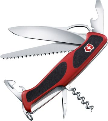 Victorinox Swiss Army RangerGrip 79 Swiss Army Knife Red - Victorinox Swiss Army Outdoor Accessories