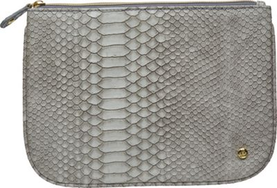 Stephanie Johnson Stephanie Johnson Everglades Large Flat Pouch Smoke - Stephanie Johnson Travel Comfort and Health