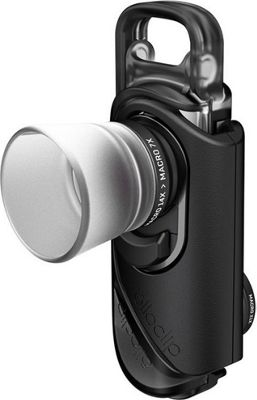 Olloclip Macro Pro Lens Set for iPhone 7/7 Plus Black - Olloclip Electronic Cases