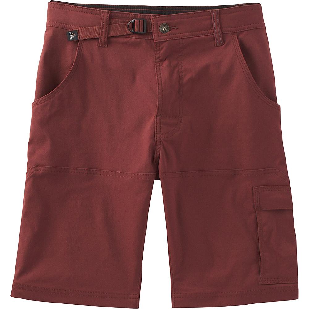 PrAna Stretch Zion Short - 10 Inseam 38 - 10in - Raisin - PrAna Mens Apparel - Apparel & Footwear, Men's Apparel