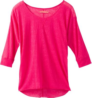PrAna Tranquil Top S - Cosmo Pink - PrAna Women's Apparel