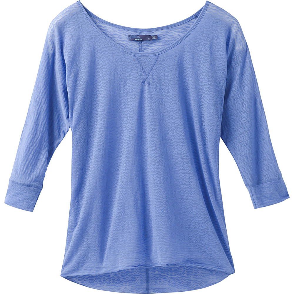 PrAna Tranquil Top S - Supernova - PrAna Womens Apparel - Apparel & Footwear, Women's Apparel