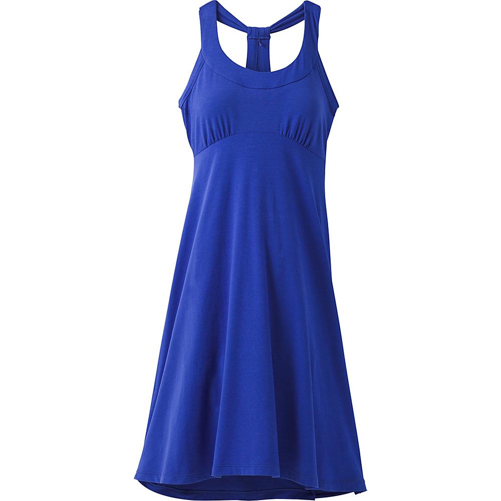 PrAna Cali Dress XS - Cobalt - PrAna Womens Apparel - Apparel & Footwear, Women's Apparel
